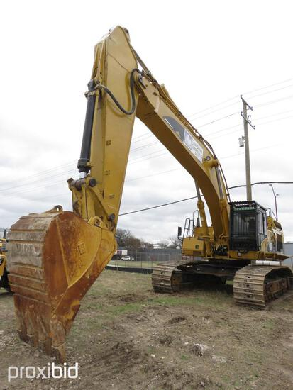 CAT 365CL HYDRAULIC EXCAVATOR SN:CATO365CMCS00325 powered by Cat diesel engine, equipped with Cab, a