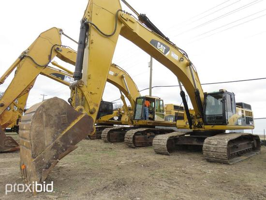 2008 CAT 345CL HYDRAULIC EXCAVATOR SN:CAT0345CJPJW02274 powered by Cat diesel engine, equipped with