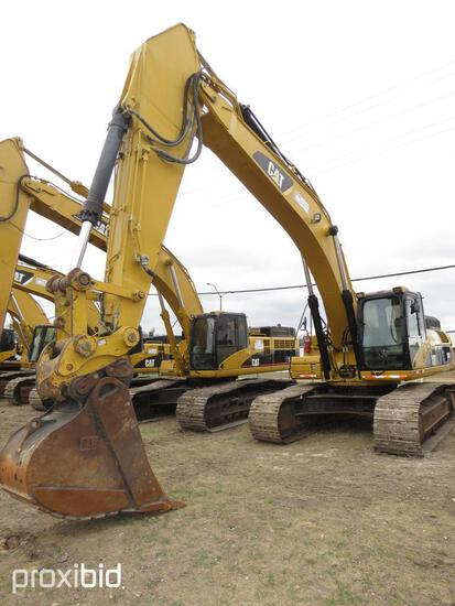CAT 330DL HYDRAULIC EXCAVATOR SN:CAT0330DTMWP01486 powered by Cat diesel engine, equipped with Cab,