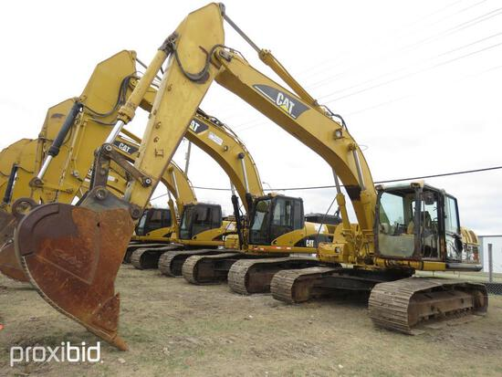 CAT 322CL HYDRAULIC EXCAVATOR SN:CAT0322CPHEK00139 powered by Cat diesel engine, equipped with Cab,