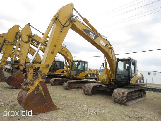 CAT 320CL HYDRAULIC EXCAVATOR SN:CAT0320CLPAB06122 powered by Cat diesel engine, equipped with Cab,