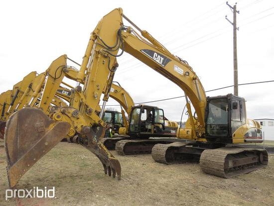 CAT 320CL HYDRAULIC EXCAVATOR SN:CAT0320CPPAB00408 powered by Cat diesel engine, equipped with Cab,