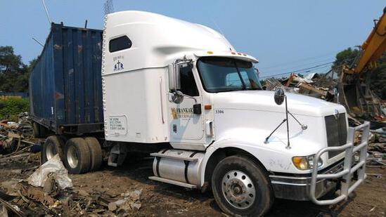 2006 INTERNATIONAL 9400 TRUCK TRACTOR VN:N/A powered by Cummins ISX diesel engine, equipped with 10