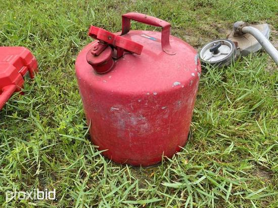 5 GAL FUEL TANK SUPPORT EQUIPMENT