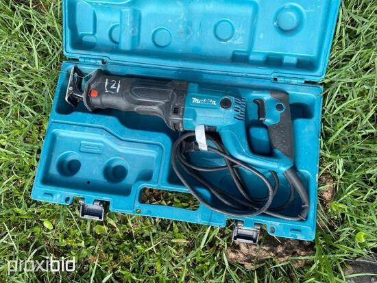MAKITA ELECTRIC SAWSALL SUPPORT EQUIPMENT