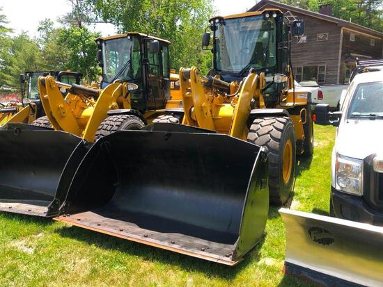 2013 CAT 930K RUBBER TIRED LOADER SN:RHN01928 powered by Cat C6.6 Acert diesel engine, equipped with