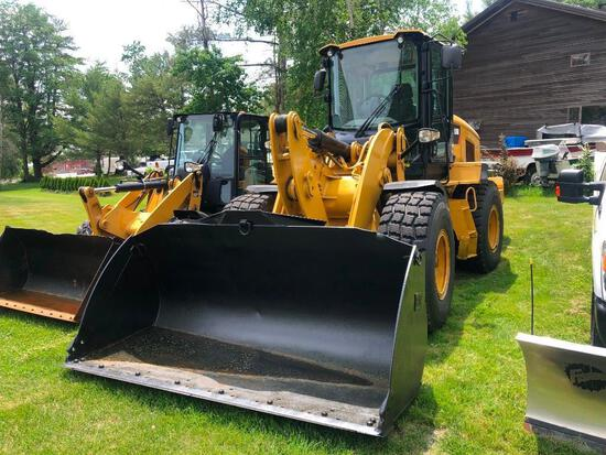 2012 CAT 930K RUBBER TIRED LOADER SN:RNH00674 powered by Cat C6.6 Acert diesel engine, equipped with