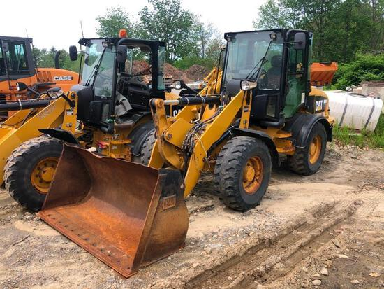 2012 CAT 908H RUBBER TIRED LOADER SN:LMD02118 powered by Cat C3.4 diesel engine, equipped with EROPS