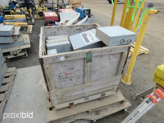 MISC. ELECTRIC BOXES