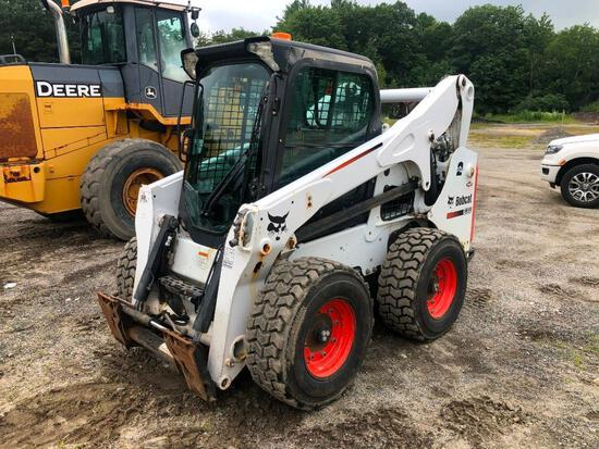 2016 BOBCAT S740 SKID STEER SN:B3BT11716, powered by Bobcat 3.4 liter diesel engine, equipped with E