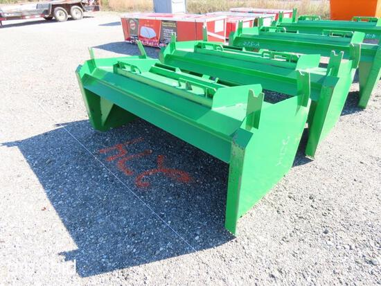 NEW 68IN. SNOW PUSHER SNOW EQUIPMENT