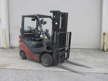 Toyota 5,000 Lb Forklift-