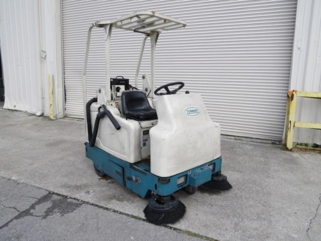 Mechanical Contractor & Municipal Vehicle Auction