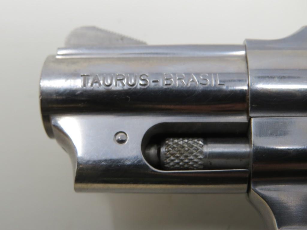 Lot: Taurus Model 85  38 Special-   Proxibid Auctions