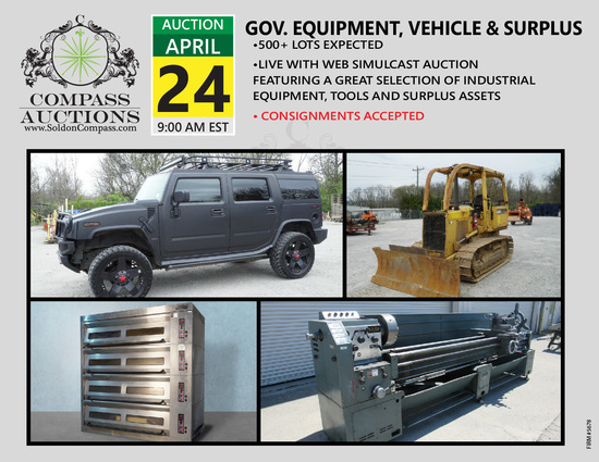 April Compass Auctions Day 1