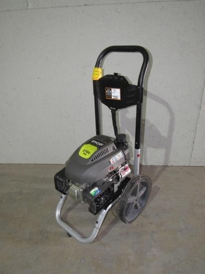 Ryobi Gas Powered Pressure Washer-