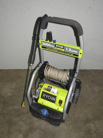 Ryobi Electric Pressure Washer-