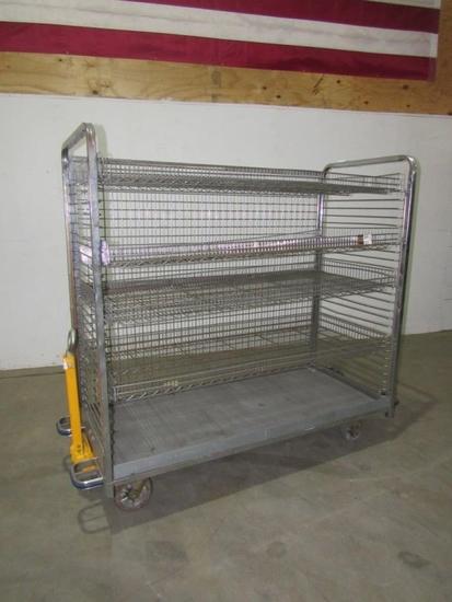 Rolling Picker Cart-