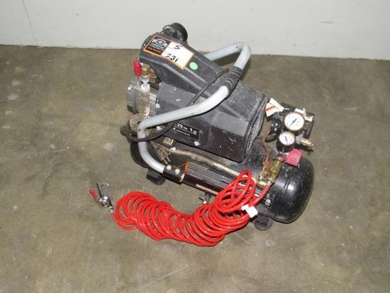 Husky 3 Gallon Air Compressor-