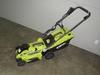 "Ryobi 16"" Electric Lawn Mower-"
