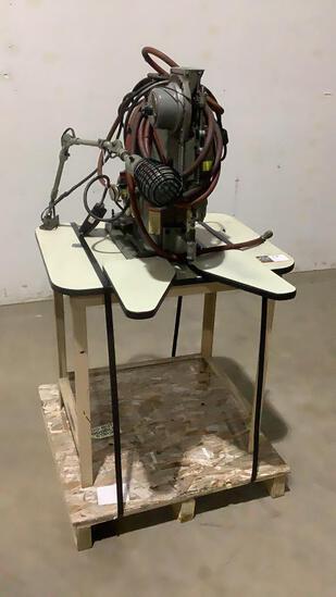 Rivet Machine w/ Table-
