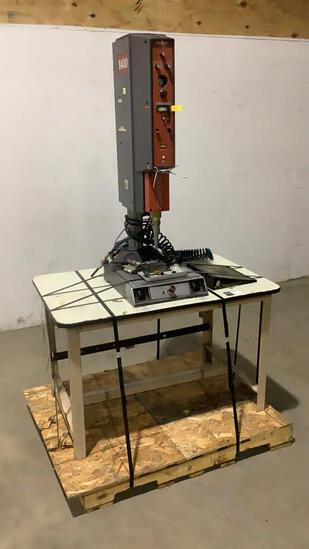 Ultrasonic Welder w/ Table-