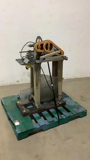 Rickert-Shafer Tapping Machine-