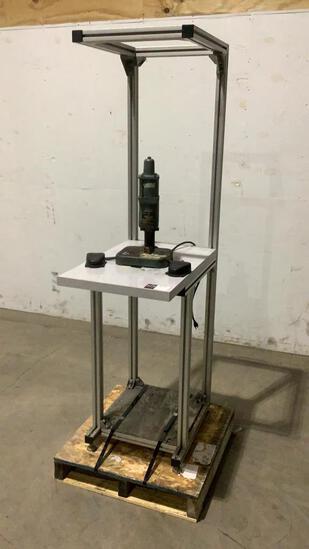 Electropunch Machine w/ Table-