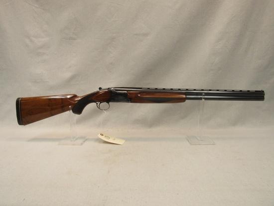 Engraved Winchester Model 101 12GA-