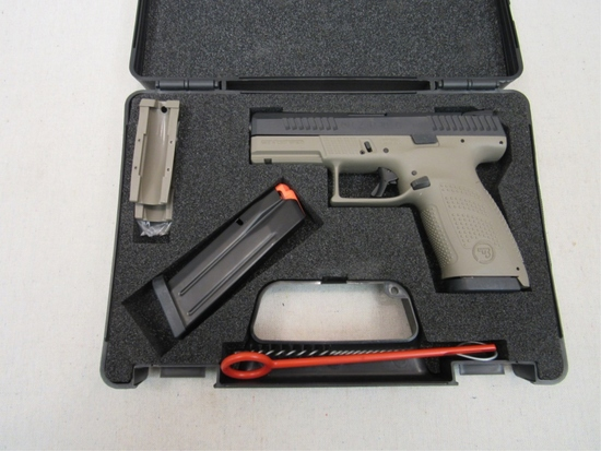 """NEW"" CZ P-10 C 9x19mm-"