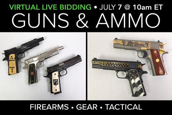 Guns, Ammo, and Gear 7/7/2020