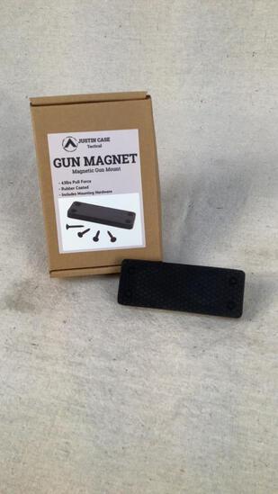 Justin Case Tactical 43lb Magnetic Gun Mount