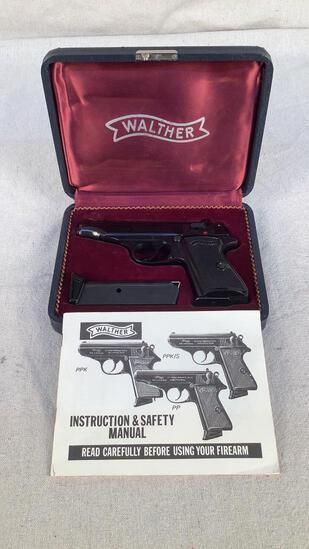 Walther PP 9mm Kurz
