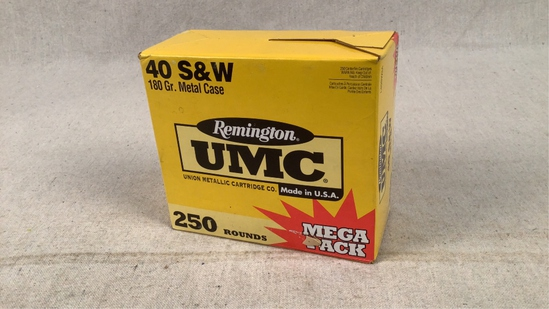 Remington 236ct 180gr Flat Nose 40 S&W