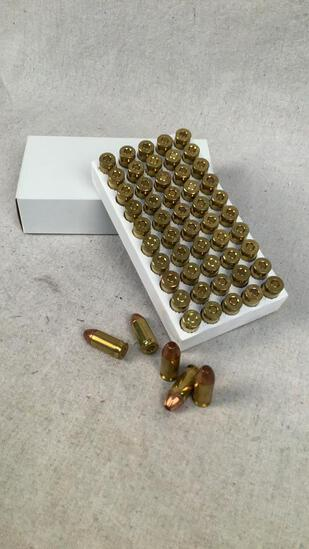 50ct 185gr Critical Defense 45 Auto Ammo
