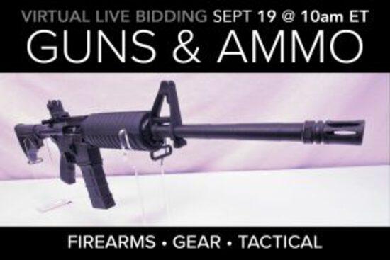 Guns, Ammo and Gear