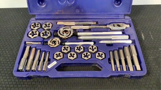 Irwin 66 Piece Tap and Die Combo Set 97312