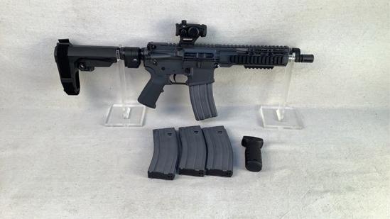 Zaviar LLC Z15 AR Pistol w/ Extras 5.56 NATO
