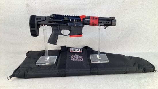Springfield Saint Victor PDW Pistol 5.56 NATO