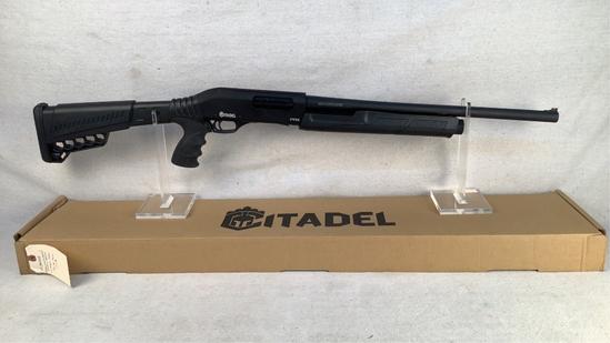 Citadel PAX 12 GA Pump Shotgun