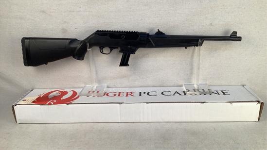 Ruger PC Carbine 9MM Luger