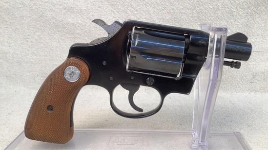 Colt Cobra Agent .38 Special Revolver