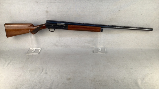 Belgian Browning A5 Light Twelve Shotgun 12 Gauge