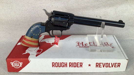 Heritage Rough Rider Betsy Ross Edition 22 SAA