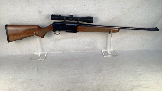 Belgian FN/Browning BAR w/ Scope 7mm Rem Mag