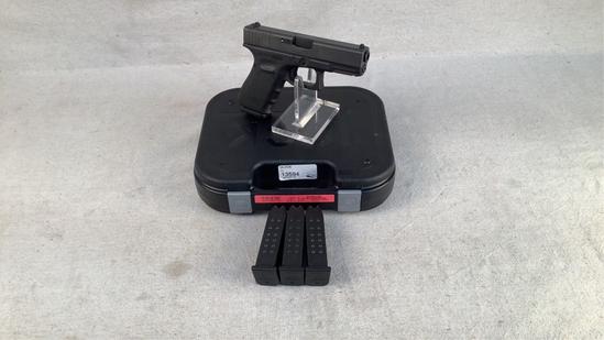 Glock 19 Gen 4 Pistol w/ Box 9mm Luger