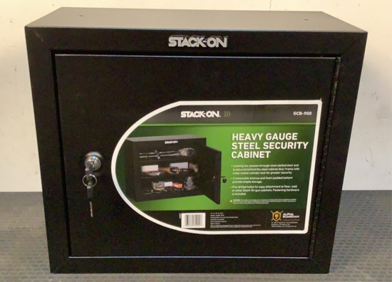 Stack-On Security Cabinet GCB-900