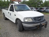 2000 Ford F150 Truck
