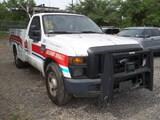 2009 Ford F350 Super Duty Tool Body Truck