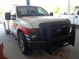 2009 Ford F350 Tool Body Truck